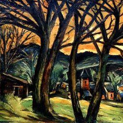 Paysage du Cantal (1943)