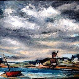 Marine, Bréhat (1927)